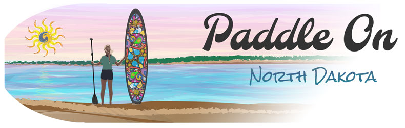 Paddleboard and Kayak Rental logo