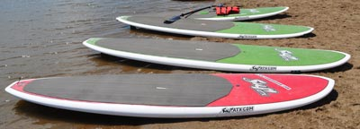 Paddle board rentals - boards
